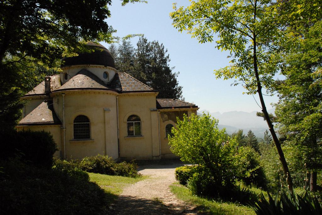 Dimanche 12 janvier : sortie-nature au départ du Monastère de Bethléem de Pugny-Chatenod